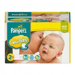 288 Couches de la marque Pampers Baby Dry taille 2 sur Sos Couches